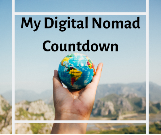 My Digital Nomad Countdown Rebecca Spelman